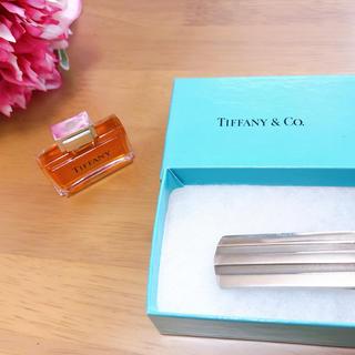 ティファニー(Tiffany & Co.)の激レア ティファニーマネークリップ(マネークリップ)