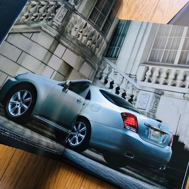 トヨタ(トヨタ)のクラウン マジェスタ カタログ S200型 自動車/バイクの自動車(カタログ/マニュアル)の商品写真