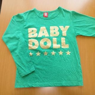 ベビードール(BABYDOLL)のBABY DOLL 長袖Tシャツ(Tシャツ/カットソー)