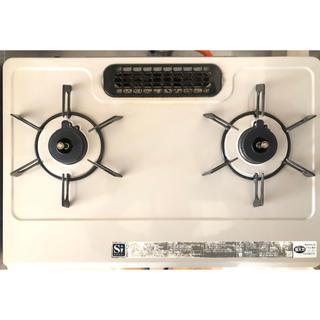 リンナイ(Rinnai)のリンナイ ガステーブル プロパン(調理機器)