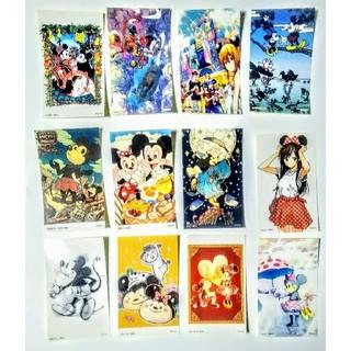 ディズニー(Disney)の講談社 ✕ ディズニー 特製デザイン ステッカー 全12種類セット!(キャラクターグッズ)