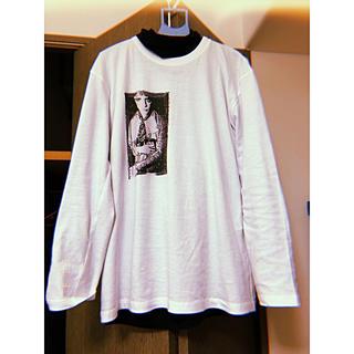 ラフシモンズ(RAF SIMONS)のrafsimons  over size long sleep T shirt(Tシャツ/カットソー(七分/長袖))