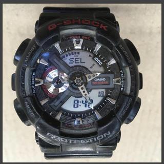 ジーショック(G-SHOCK)のGショック GA-110-1AJF(腕時計(デジタル))