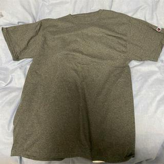 チャンピオン(Champion)のchampion 半袖 Tシャツ ダークグレー Mサイズ(Tシャツ/カットソー(半袖/袖なし))