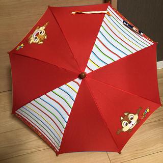 チップアンドデール(チップ&デール)のディズニー チップとデール 傘(傘)