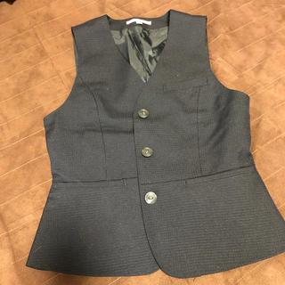 制服 事務服(ひざ丈スカート)
