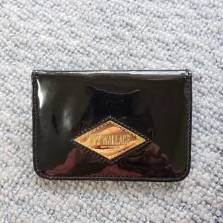 エムジーウォレス(MZ WALLACE)のM Z WALLACEカードケース(名刺入れ/定期入れ)