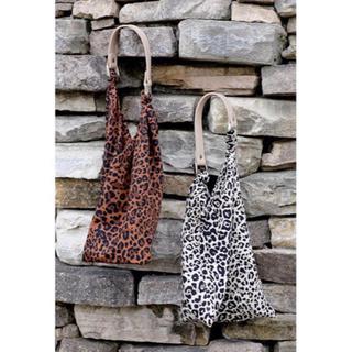 ルームサンマルロクコンテンポラリー(room306 CONTEMPORARY)のroom306contemporary新品  Leopard Hand Bag(トートバッグ)