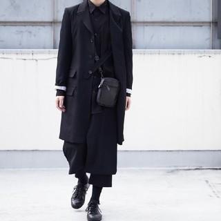 Yohji Yamamoto - ヨウジヤマモト 19AW ドクタージャケット