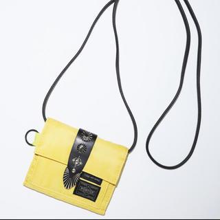 ポーター(PORTER)のtoga porter shoulder wallet(財布)