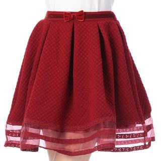 LIZ LISA - キルティングスカート