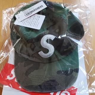 シュプリーム(Supreme)のSupreme Pigment Print S Logo 6-Panel カモ(キャップ)
