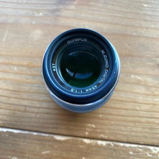 オリンパス(OLYMPUS)の★みほさま専用OLYMPUS M.ZUIKO DIGITAL 45mm F1.8(レンズ(単焦点))