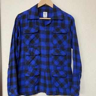 エスツーダブルエイト(S2W8)のNEPENTHES SOUTH2 WEST8 ネペンテス 6ポケットシャツ(シャツ)
