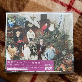 トリプルエー(AAA)の笑顔のループ/AAA/シングル/CD(ポップス/ロック(邦楽))