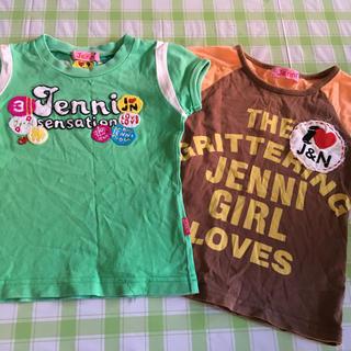 ジェニィ(JENNI)のJENNI  Tシャツ  2枚セット(Tシャツ/カットソー)