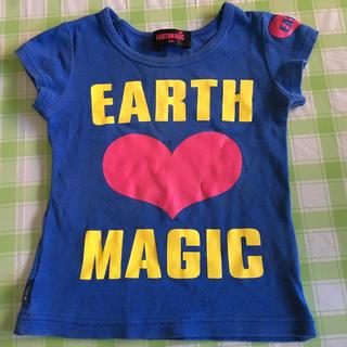 アースマジック(EARTHMAGIC)のアースマジック  Tシャツ  100(Tシャツ/カットソー)