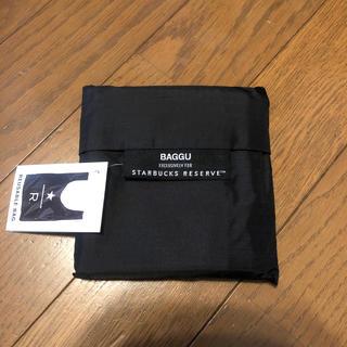 スターバックスコーヒー(Starbucks Coffee)のスターバックス baggu エコバッグ(日用品/生活雑貨)