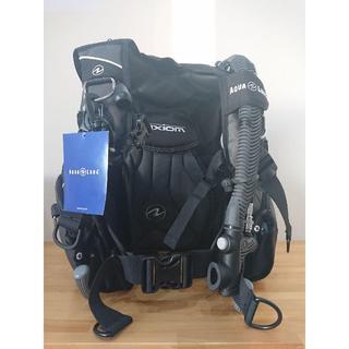 アクアラング(Aqua Lung)のアクシオム ダイビングBCDジャケット(マリン/スイミング)