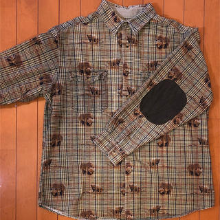 ウールリッチ(WOOLRICH)のくまのシャツ(シャツ)