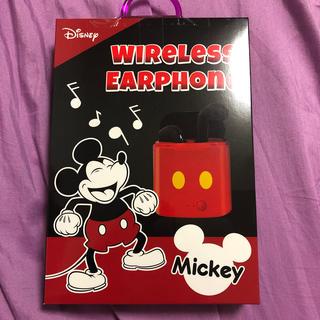ディズニー(Disney)のワイヤレスイヤホン ディズニー(ヘッドフォン/イヤフォン)
