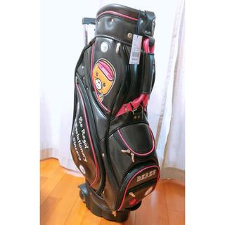 ホンマゴルフ(本間ゴルフ)のキャディバッグ HONMA BERES レディース キャスター付き(バッグ)