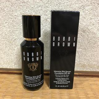 BOBBI BROWN - ボビイブラウン インテンシブ スキン セラム ファンデーション