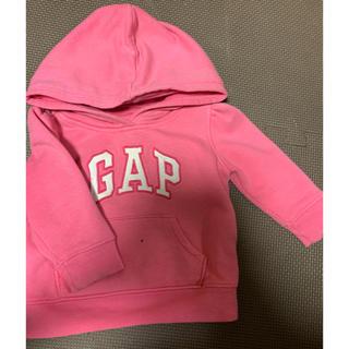 ベビーギャップ(babyGAP)のgap70(トレーナー)