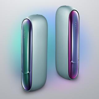 IQOS - アイコス3 DUO 春限定色 ウルトラバイオレット アクアマリン 2台セット