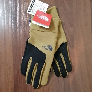 THE NORTH FACE - 【新品】THE NORTH FACE ETIP GLOVE メンズ カーキ L
