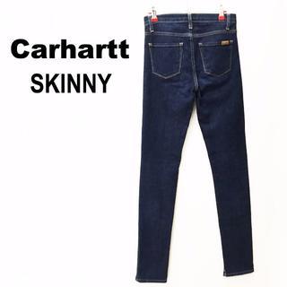 カーハート(carhartt)のCarharttカーハートスキニーデニムパンツW26約68cm(デニム/ジーンズ)