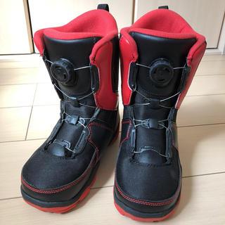 スノーボード ブーツ BUZRUN 23cm(ブーツ)