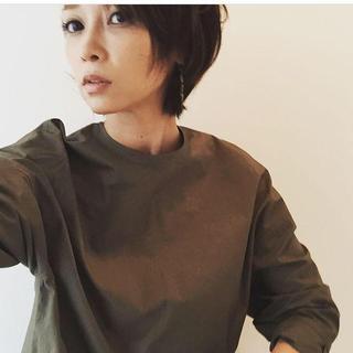 プラージュ(Plage)のplageカーキシャツ(Tシャツ(長袖/七分))