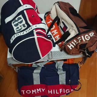 トミーヒルフィガー(TOMMY HILFIGER)のTOMMY トミーヒルフィガー ボストンバッグ 3個(ボストンバッグ)