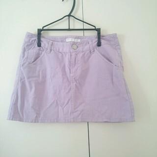 ローリーズファーム(LOWRYS FARM)のローリーズファーム♡台形スカート(ミニスカート)