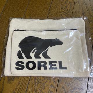 ソレル(SOREL)のSOREL ポーチ2個セット!(ポーチ)