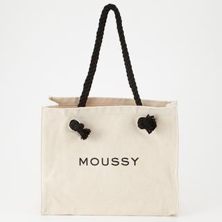 マウジー(moussy)の【新品未使用】MOUSSY  トートバッグ  キャンバスバッグ (トートバッグ)