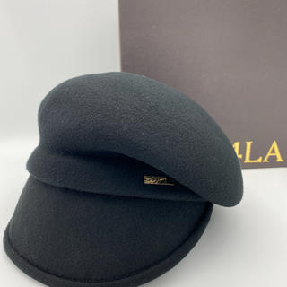 CA4LA - 【試着のみ】CA4LA MAYシリーズ キャスケット 帽子 キャップ