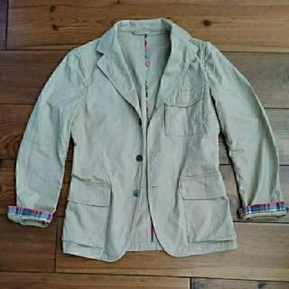 トゥモローランド(TOMORROWLAND)の薄手のジャケット【TOMORROWLAND】(その他)