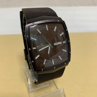 スカーゲン(SKAGEN)の腕時計(スカーゲン)角型メンズ(腕時計(アナログ))