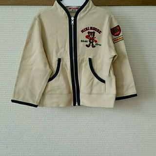 ミキハウス(mikihouse)の美品♡ミキハウス♡100㎝♡日本製(ジャケット/上着)
