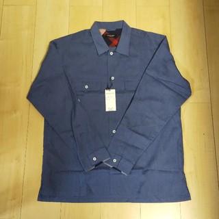 ブラックレーベルクレストブリッジ(BLACK LABEL CRESTBRIDGE)の☆新品・未使用☆ ブラックレーベルクレストブリッジ ミリタリーシャツ(シャツ)