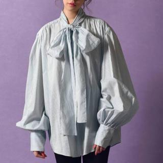 ミルクボーイ(MILKBOY)のmilkboy PRINCE SHIRTS リボンシャツ プリンスシャツ(シャツ/ブラウス(長袖/七分))