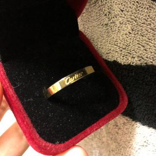 カルティエ(Cartier)のリング(リング(指輪))