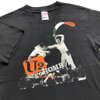 ART VINTAGE - USA製 U2 ヴィンテージ tシャツ ロックt バンドt 洋楽 ユーツー