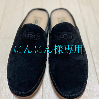 UGG - UGG/モカシン/ブラック