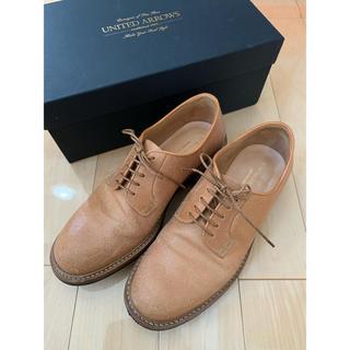 UNITED ARROWS - 新品!値下げ UNITED ARROWS vibramソール 革靴