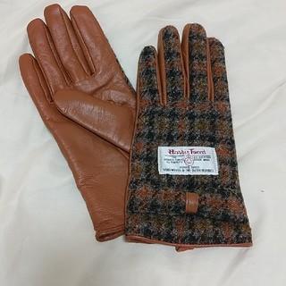 ハリスツイード(Harris Tweed)のHarriss Tweed 手袋(手袋)