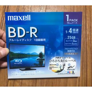 マクセル(maxell)の優様専用 ブルーレイディスク BD-R 25G 1枚(ブルーレイレコーダー)