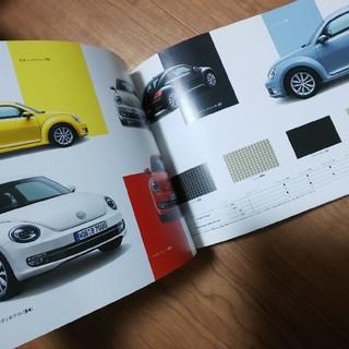 Volkswagen - VW The Beetle カタログ (2012, 53ページ)